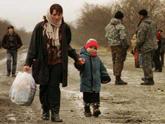 Беженцы в ЮО. Пять месяцев после войны…