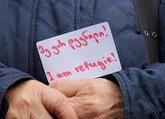 Refugees afraid of Subeliani bringing gifts