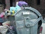 Грузинская мечта  играет на мусоре?