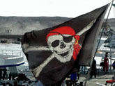 Piracy in the Georgian manner