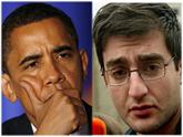 Узник Саакашвили пишет письма Обаме