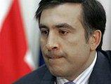 У Саакашвили упал рейтинг