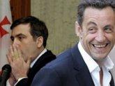 Саркози привез грузинам черствый пряник