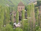 Грузинские храмы: брошенные в Турции