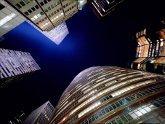 Саакашвили: небоскребы-небоскребы, а я маленький такой…