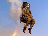 Пилот Саакашвили к вылету готов!