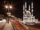 Самая большая мечеть на Кавказе  Гейдар