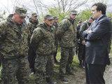 Arab Spring  threatens Saakashvili