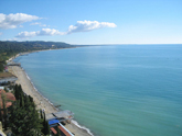 В Абхазии - курортно-туристический бум