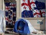 Тбилиси порвут на чужие флаги