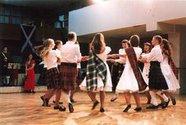 Танец Circassian Circle -  Черкесский круг