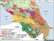 Именования некоторых народов Кавказа на карачаево-балкарском языке