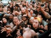 Голодные грузины атакуют мэрию Тбилиси