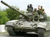 Чьи танки первыми вошли в Цхинвал? Саморазоблачения Саакашвили