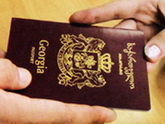 Georgian citizenship to one's death