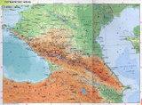 Геноцид затемнил карту Кавказа