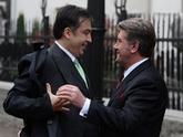Ющенко подарит Грузии бочку меда
