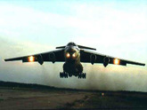 Стрелочники для Ил-76