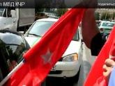 Черкесские знамевозцы вне закона