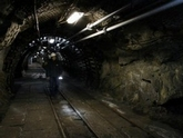 Как грузинские шахтеры денег требовали