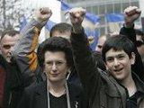 День неповиновения Саакашвили