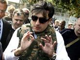 Mikheil Saakashvili's star