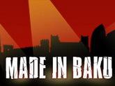 Игрушка для Грузии - made in Baku