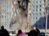 Астрахань. Взрывоопасная ситуация