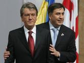 Саакашвили спешит на помощь киевскому куму