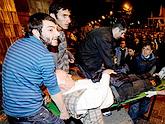 Тбилиси: кулаки чешутся - ножи сверкают