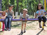 Южная Осетия: приоритет - социальным проблемам