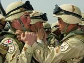 Грузинские миротворцы научат афганцев воевать