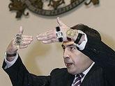 Саакашвили владеет мышьяком, монополией и не только...