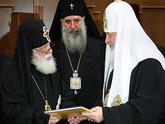 Россия и Грузия обменялись послами. Пока церковными