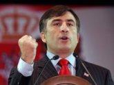 Саакашвили показал ООН  жест мира