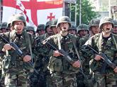 Грузинских солдат готовят к партизанской войне