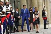 Парижские каникулы Саакашвили