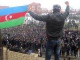 Revolt in Azerbaijan