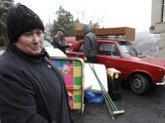 Изгнание беженцев из тбилисского  рая