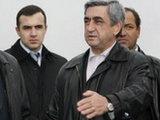 Armenia pointed to the beam in Saakashvili's eye