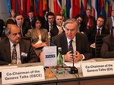 Kulakhmetov did not act as initiator in Geneva