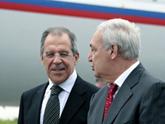 Лавров довел Тбилиси до истерики
