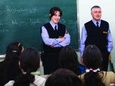 Штрафбат в грузинской школе