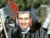 Саакашвили косит под Батьку