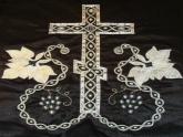 Креста на Грузии нет