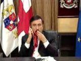 Оральная стадия Михаила Саакашвили