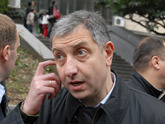 Грузинская оппозиция  подтягивается в Москву