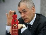 Онищенко держит руку на  Хванчкаре