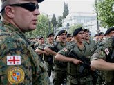Армия Сакартвело на антирусском марше