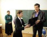 Саакашвили понастроил в Кахетии воздушные замки